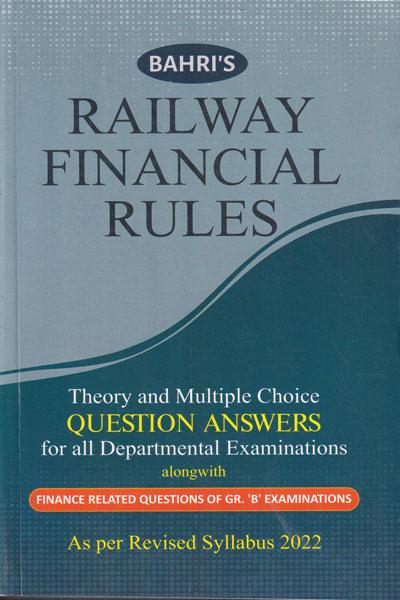Railway Financial Rules