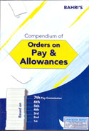 Compendium of Orders on Pay and Allowances