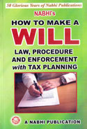 How to Make a Will Law Procedure and Enforcement With Tax Planning