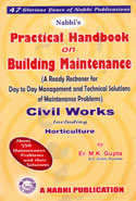 Practical Handbook on Building Maintenance Civil Works