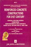 Reinforced Concrete Constructions For 21st Century