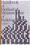 Handbook of Method of Measurement of Building Works SP 27 : 1987