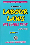 Labour Laws One Should Know