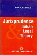 Jurisprudence and Indian Legal Theory