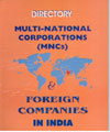 Directory Multi-NationalCorporations (MNCs) & Foreign Companies in India