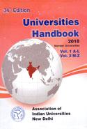 Universities Handbook In 2 Vol
