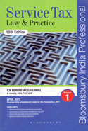 Service Tax Law and Practice In 2 Vols