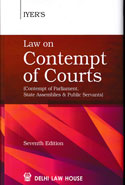 Law on Contempt of Courts