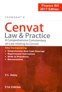 Cenvat Law and Practice