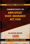 Commentaries on Employees State Insurance Act 1948