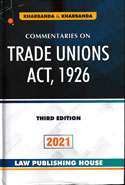 Commentaries on Trade Unions Act 1926