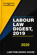 Labour Law Digest 2016