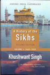 A History of the Sikhs Vol I 1469 to 1839