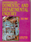 Domestic and Departmental Enquiry