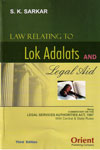 Law Relating to Lok Adalats and Legal Aid