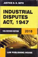 Industrial Disputes Act 1947 In 2 Vols