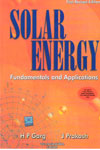 Solar Energy Fundamentals and Applications