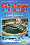 Water Supply Engineering Environmental Engineering Vol I