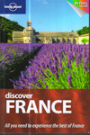 Discover France Lonely Planet