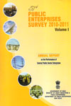 Public Enterprises Survey 2010-2011 In 2 Vols