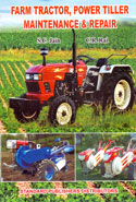 Farm Tractor Power Tiller Maintenance and Repair