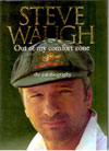Steve Waugh Out of my comfort zone