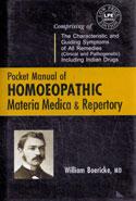 Pocket Manual of Homoeopathic Materia Medica and Repertory