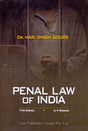 Penal Law of India In 4 Vols