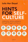 Hints for Self Culture Personal Development Through Struggle and Success