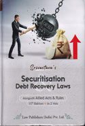 Securitisation and Debt Recovery Laws Alongwith Allied Acts and Rules In 2 Vols