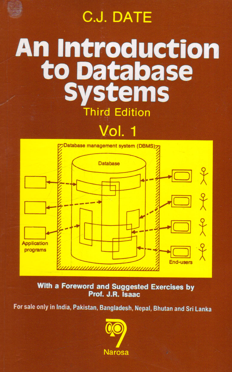 An Introduction to Database Systems Volume 1