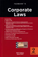 Corporate Laws Pocket Size In 2 Vols