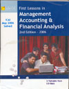 Management Accounting and Financial Analysis
