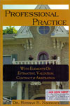 Professional Practice With Elements of Estimating Valuation Contract and Arbitration