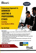 Professional Approach to Advanced Auditing for CA Final CMA and Other Professional Studies
