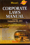 Corporate Laws Manual with Companies Act 2013