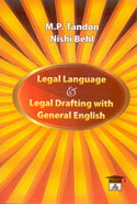 Legal Language and Legal Drafting With General English