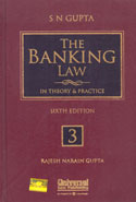 The Banking Law in Theory and Practice In 3 Vols