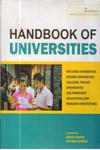 Handbook of Universities In 3 Vols
