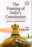 The Framing of Indias Constitution In 6 Vols