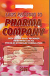 Laws Relating to Pharma Company