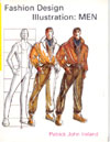 Fashion Design Illustration Men