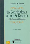 The Constitution of Jammu and Kashmir its Development and Comments
