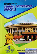 Directory of Central Government Officials 2017