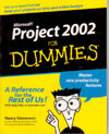 Microsoft Project 2002 for Dummies