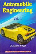 Automobile Engineering In 2 Vols