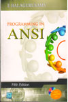 Programming in ANSI C With Free CD