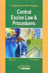 Central Excise Law and Procedures