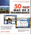 50 Fast MAC OS X Techniques