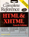 HTML and  XHTML The Complete Reference